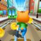 地铁猫跑酷