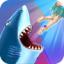 饥饿鲨进化哥斯拉鲨破解版