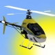 模仿遥控直升机