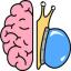 骗蜗牛测试大脑