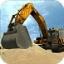 模拟挖掘工程车H5