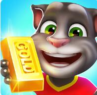 ��姆�跑酷(Talking Tom Gold Run)V1.5.1.648 安卓版