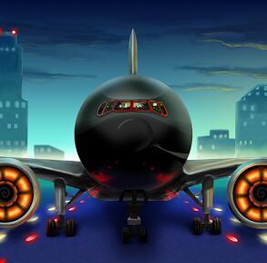 客机模拟(Transporter Flight Simulator)