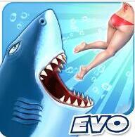 饥饿鲨进化无限金币版V4.8.0 安卓版