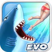 饥饿的鲨鱼3破解版V1.0苹果版