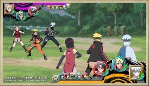 加深忍者�b�O�l���力大�^!《Naruto×Boruto 忍者Tribes》最新�鸲非�螽�面公�_