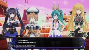 《VVV战机少女》PS4中文版上市纪念活动公开、首曝中文化游戏截图