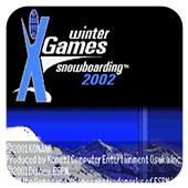 ESPN冬季运动会 滑雪板2002 日版