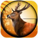 异国野鹿狩猎