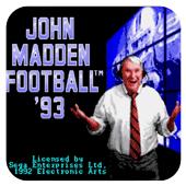 约翰马顿美式足球93