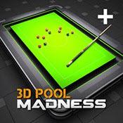 疯狂桌球3D(Pool Madness)