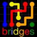 彩球连接:桥
