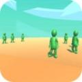 人类奔跑3D