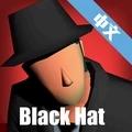 黑帽子挽救人质
