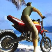极限特技越野摩托车