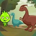 精灵大战恐龙