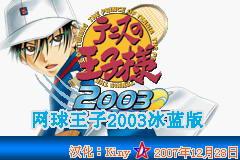 网球王子2003冰蓝中文Hack版